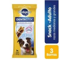 Dentastix Razas Medianas x3 Unidades 77.1Gr