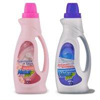 Detergente 1000ML + Suavizante X 1000 Natgeo