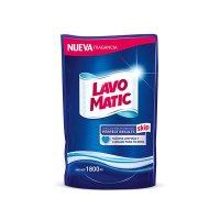Detergente Líquido Lavado Ropa x1.8l Doypack