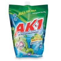 Detergente Liquido Manzana Ak-1 x1800ml Doy Pack