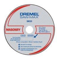 """Disco 3"""" SM520C Corte Mampostería"""
