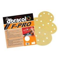 """Disco Velcro CA331 F-Pro 5"""" 8 Huecos Grano 80"""
