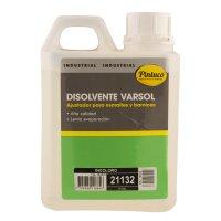 Disolvente Varsol Incoloro x1/4 gal