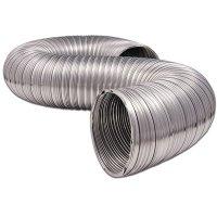 """Ducto Flexible 3"""" x 8"""" Aluminio"""