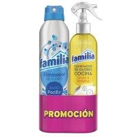 Eliminador De Olor Familia Ofer 12X580Ml
