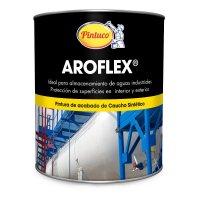 Esmalte Aeroflex Gris x1 gal