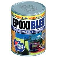 Esmalte Epoxibler 1gl Azul Mar Bler
