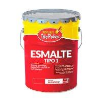 Esmalte Ext 5gl Tito Pabon Blanco Mate