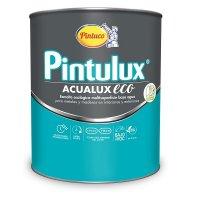 Esmalte t1 b.agua acualux 1/4gl blanco