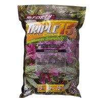 Fertilizante 15-15-15 Bolsa x 1 Kilo