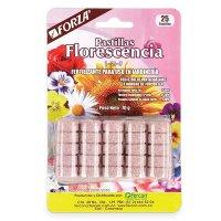 Fertilizante 25 Pastillas Florescencia x70g