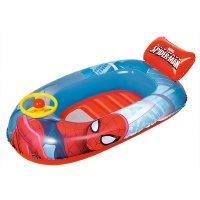 Flotador Inflable Bote Spider Man 112X70