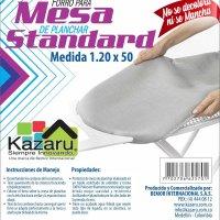 Forro Mesa de Planchar Standard 120 Cms X 50 Cms