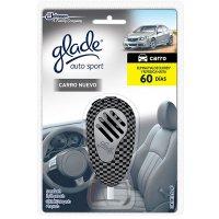 Glade Auto Sport Unidad Carro Nuevo 7ml