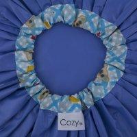 Gorro Baño Niños Azul