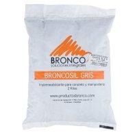 Impermeabilizante Concreto Mampostería Gris x2kg