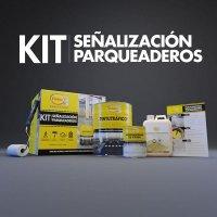 Kit Demarcación Pintutráfico Amarillo 1.25 Gl