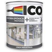 Kit Epoxico Multip Bco 1/4Gl + Cata 1/4