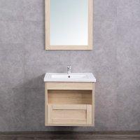 Kit mueble para baño Nature + Espejo