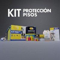 Kit Protección Pisos Pintucoat Blanco 1.5Gl