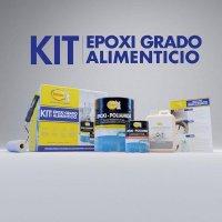 Kit Proyecto Epoxico Blanco 1.25 Gl