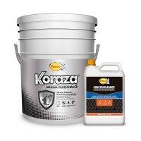 Koraza 5Gl Blanco + Construcleaner 3.1Gl