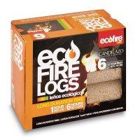 Leños Ecológicos X 6 Unidades  Ecofire