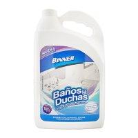 Limpiador desinfectante Baños Duchas 1gl
