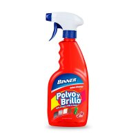 Limpiador Polvo-Brillo 500Ml Cereza