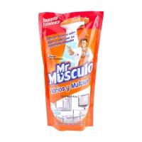 Limpiavidrios Doypack Mr Musculo X500ml