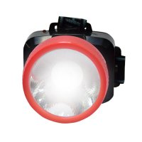 Linterna Recargable con Cabeza Ajustable 1 Led de Alto Brillo - 1 Watts