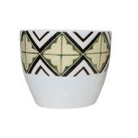 Maceta Ceramica Mediterraneo Mediana 22X18