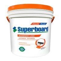 Masilla Acabado Liso SUPERBOARD 2,2 KG