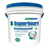 Masilla para Juntas SUPERBOARD 2,2 KG