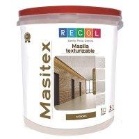 Masilla Texturizable Caraplast Blanco x1gal