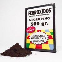 Mineral Corriente Ferroxido Negro X 500gr