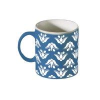 Mug 310Cc Etnicos Azul
