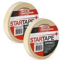 Pack X2 Cintas de Enmascarar de 24MmX40Mts Start Tape