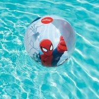 Pelota de Playa Bestway Spiderman de 51cm