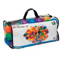 Pelotas Multicolores Fun Ballz P/Niños