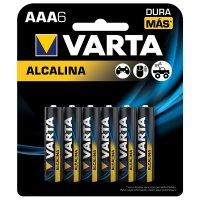 Pila AAA x6 Varta