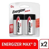Pila Energizer D 2 Un