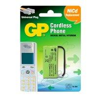 Pila Telefónica GPRHC063N096 NIMH Universal Plug 600mAh x2.4v