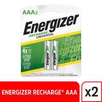 Pilas Recargables AAA X2 Energizer