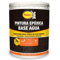 Pintura Epóxica Base Agua 2 Componentes Blanco 1.25 Gl