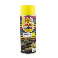 Pintura Fluorescente Amarillo x300 ml
