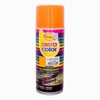 Pintura Fluorescente Naranja x300 ml