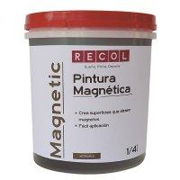 Pintura Magnética 1/4gl Recol