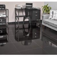 Porcelanato 60X60Cm Super Negro Plus 1.44M2