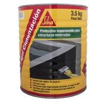 Protección Impermeable Estructuras Enterradas x3.5kg